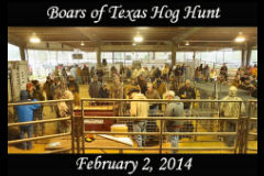 Boars of Texas 2014 Hog Hunting Competition Photos